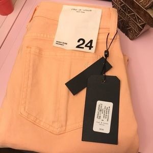 BNWT Rag & Bone Skinny Jeans